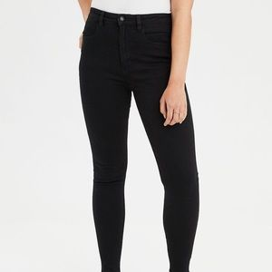 High rise jegging jeans from AE